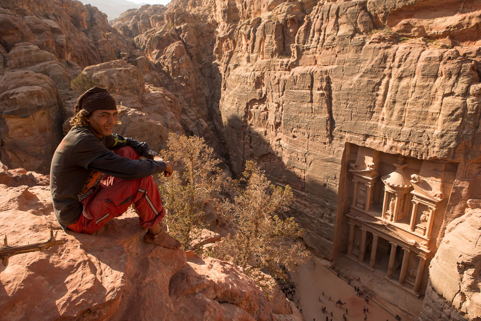 """""""Images from Petra, Jordan in early November 2013"""" by Neil Cordell"""