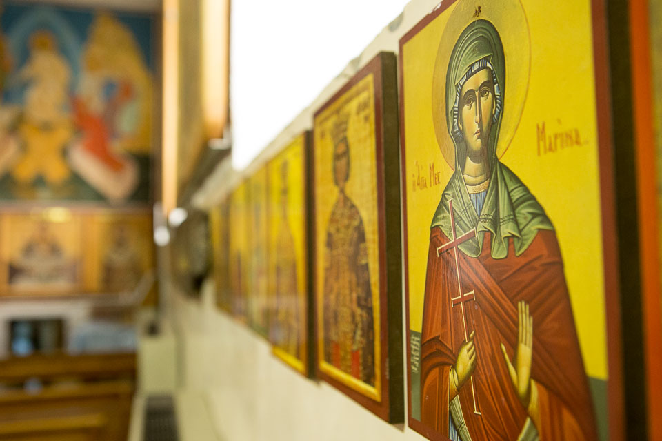 """""""Holy Paintings in Madaba"""" by Neil Cordell"""