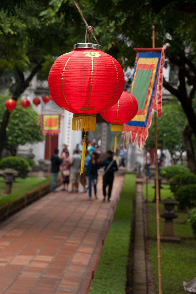 """Lanterns in Hanoi"" by Emma Jones"