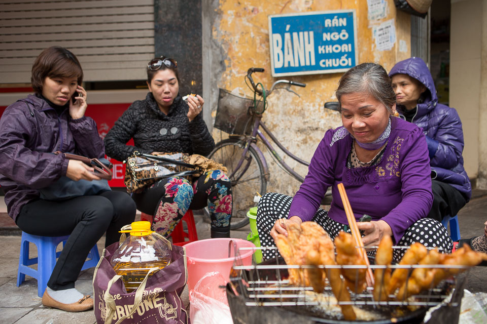 """Vietnamese Street Food"" by Neil Cordell"